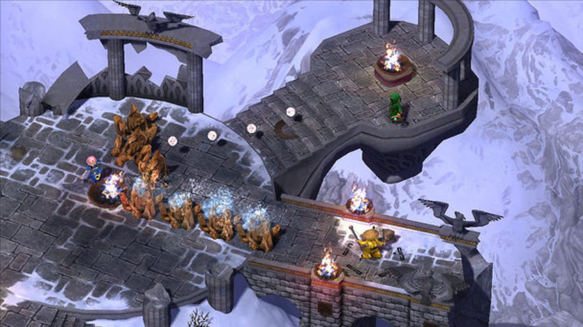 Screenshot 6 - Magicka: The Watchtower