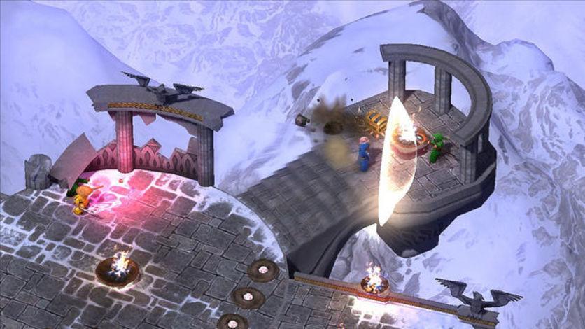 Screenshot 4 - Magicka: The Watchtower