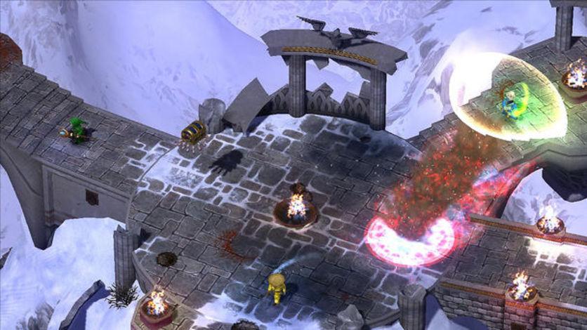 Screenshot 2 - Magicka: The Watchtower
