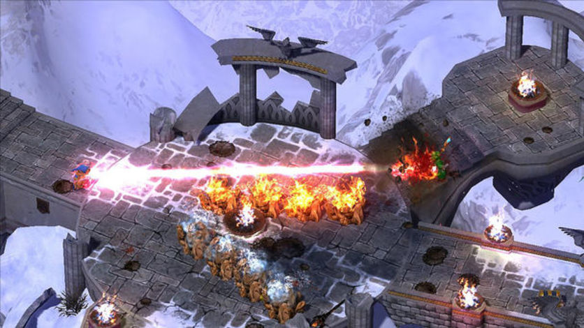 Screenshot 1 - Magicka: The Watchtower