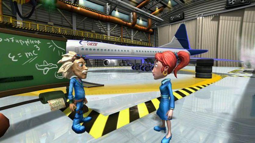 Screenshot 3 - Airline Tycoon 2