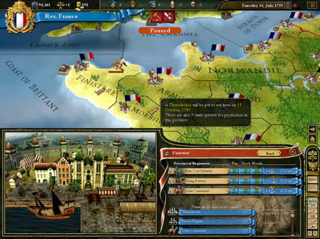 Screenshot 6 - Europa Universalis 3 Complete Edition
