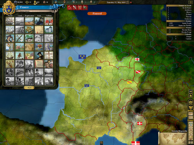 Screenshot 3 - Europa Universalis 3 Complete Edition