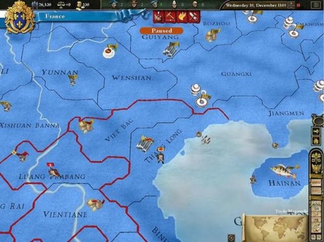 Screenshot 4 - Europa Universalis 3 Complete Edition
