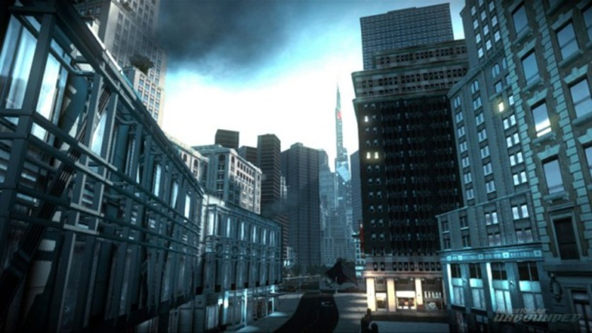 Screenshot 8 - Ridge Racer Unbounded