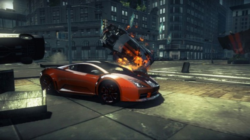 Screenshot 3 - Ridge Racer Unbounded