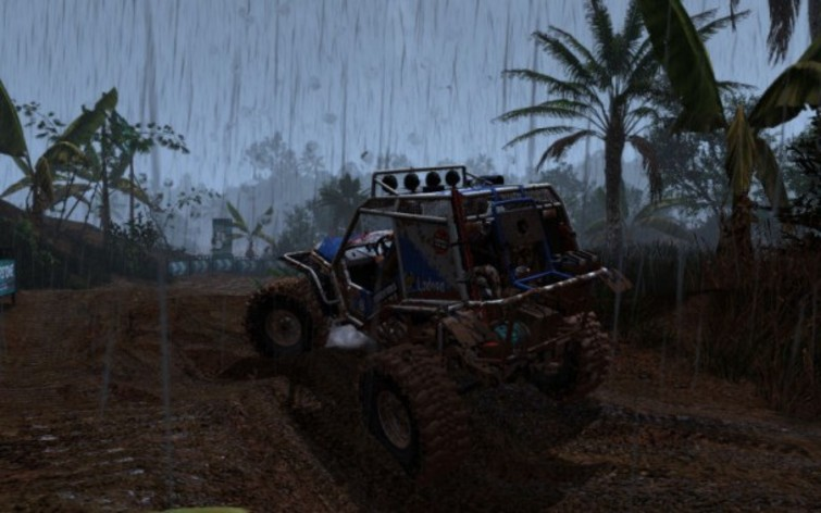 Screenshot 4 - Off-Road Drive