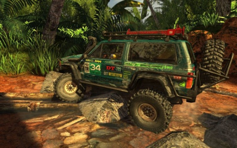 Screenshot 9 - Off-Road Drive