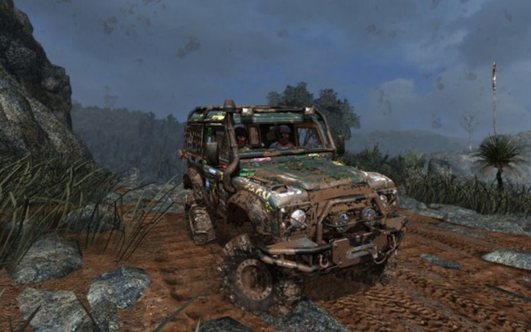 Screenshot 10 - Off-Road Drive
