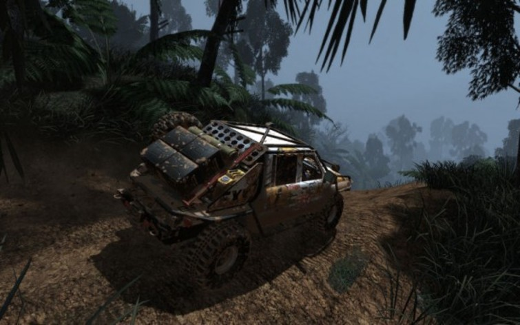 Screenshot 8 - Off-Road Drive