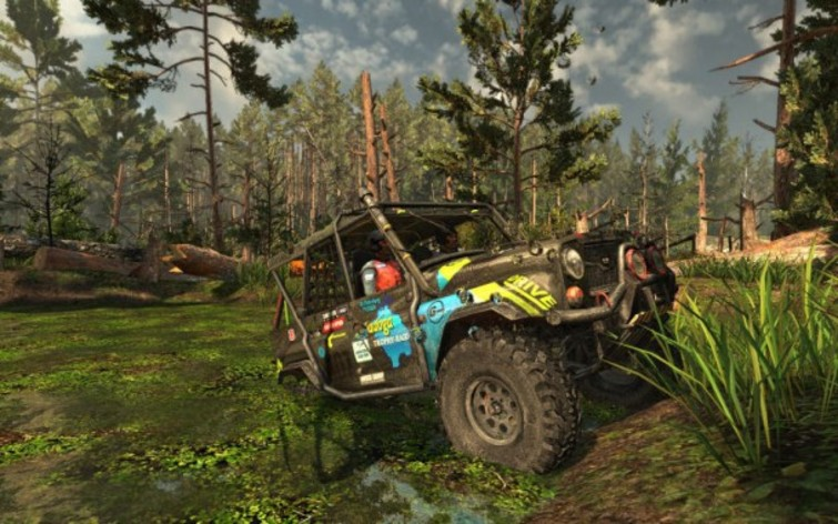 Screenshot 5 - Off-Road Drive
