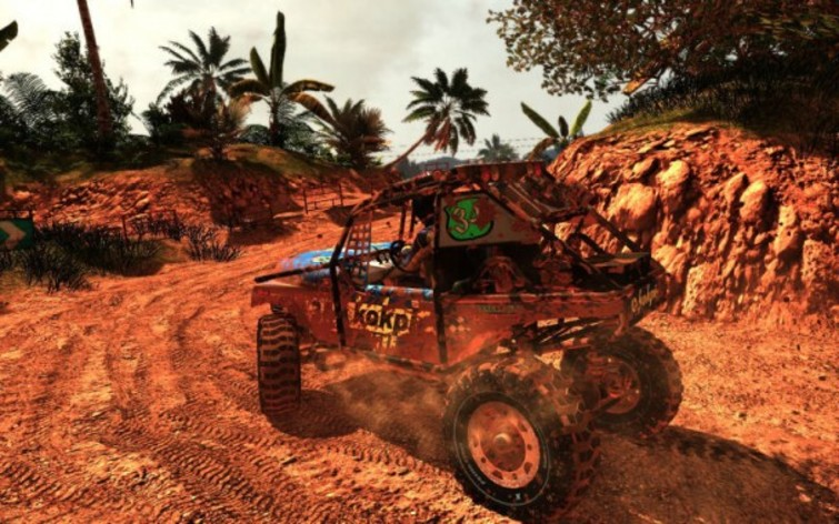 Screenshot 11 - Off-Road Drive