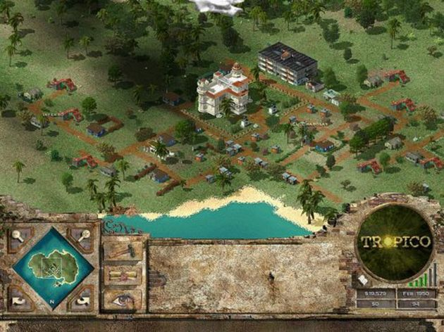 Screenshot 4 - Tropico Trilogy