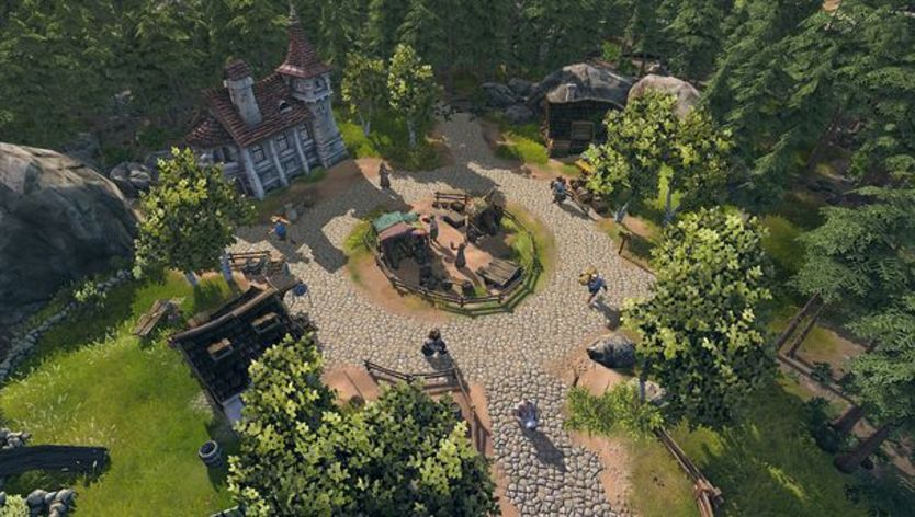 Screenshot 4 - The Settlers 7: Paths to a Kingdom