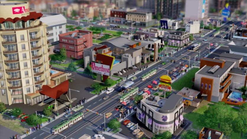 Screenshot 9 - SimCity