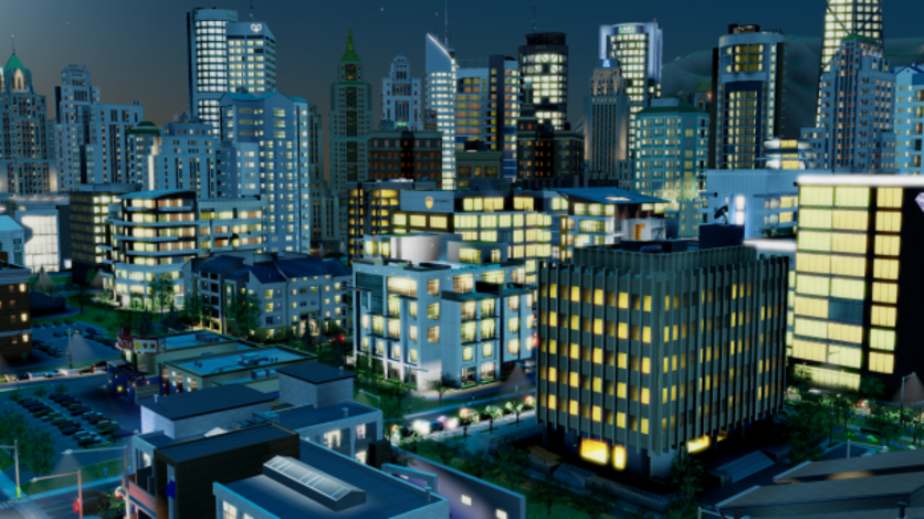 Screenshot 12 - SimCity