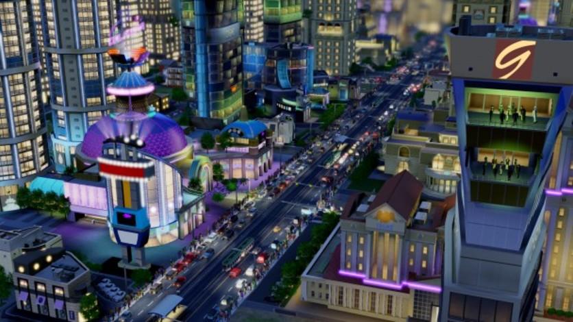 Screenshot 10 - SimCity