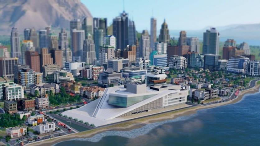 Screenshot 4 - SimCity