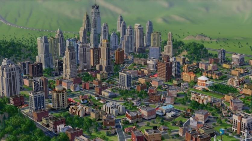 Screenshot 2 - SimCity