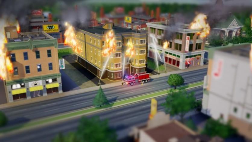 Screenshot 15 - SimCity