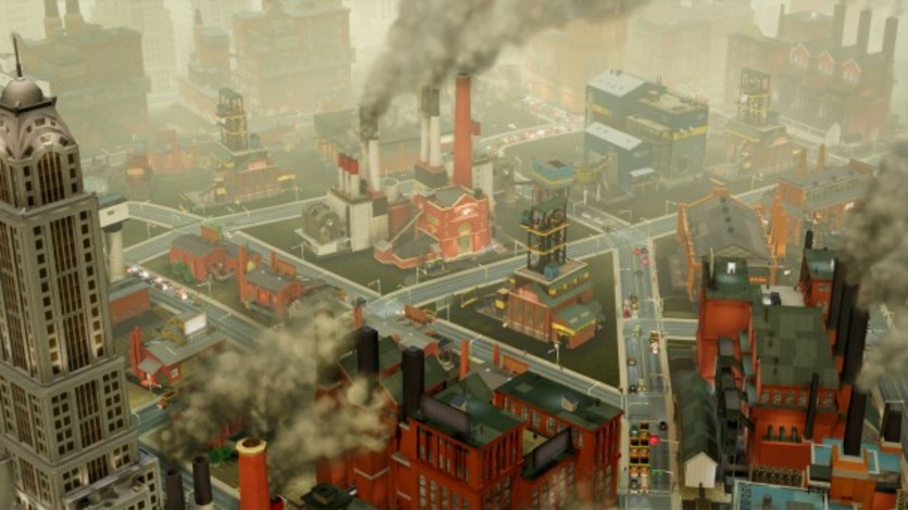 Screenshot 11 - SimCity