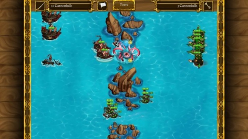Screenshot 2 - Pirates vs Corsairs