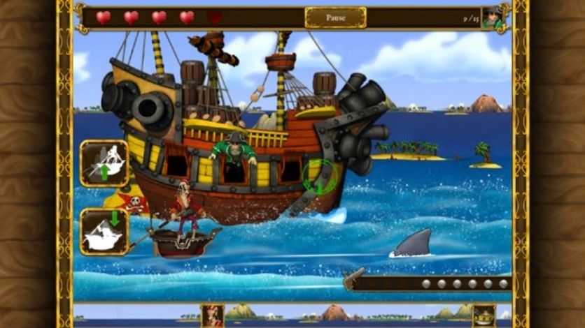 Screenshot 7 - Pirates vs Corsairs