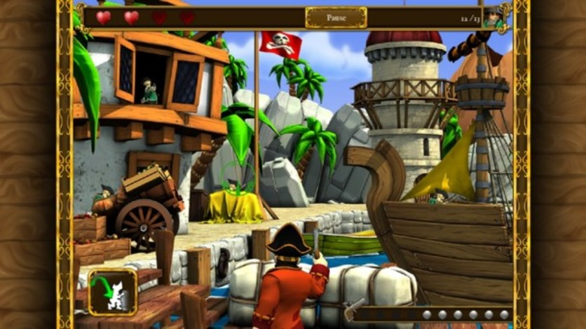 Screenshot 9 - Pirates vs Corsairs
