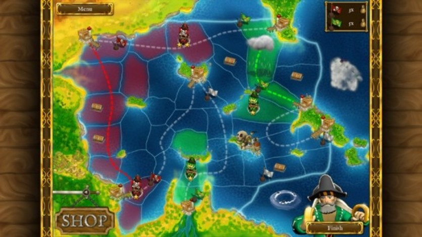 Screenshot 11 - Pirates vs Corsairs
