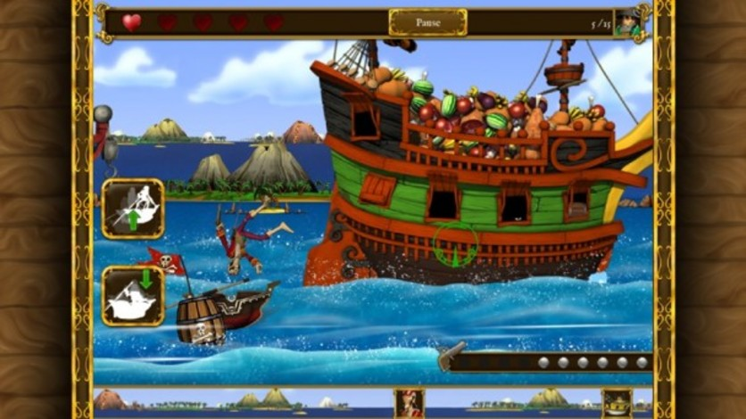 Screenshot 5 - Pirates vs Corsairs