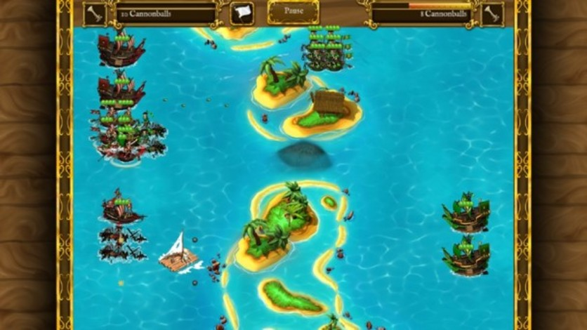 Screenshot 10 - Pirates vs Corsairs