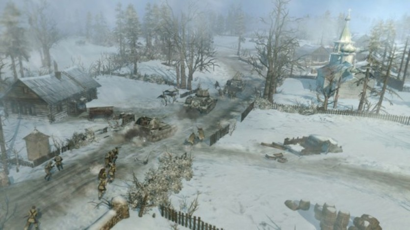 Screenshot 1 - Company Of Heroes 2 - Case Blue