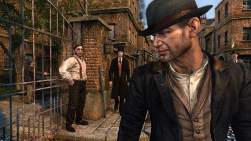 Screenshot 3 - The Testament of Sherlock Holmes