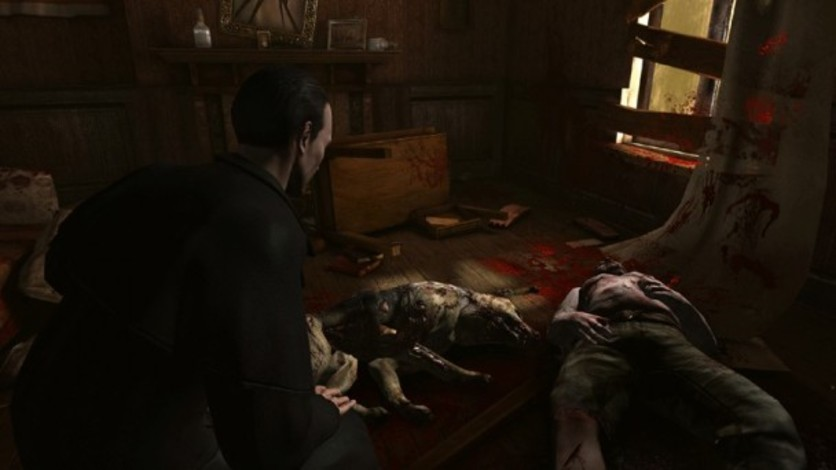 Screenshot 5 - The Testament of Sherlock Holmes