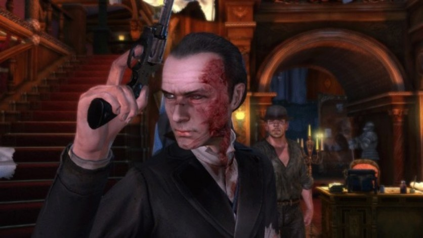 Screenshot 6 - The Testament of Sherlock Holmes