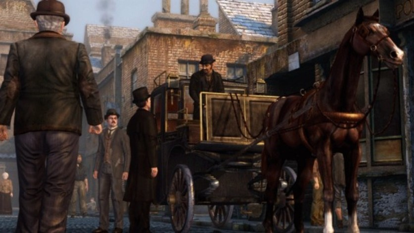 Screenshot 2 - The Testament of Sherlock Holmes