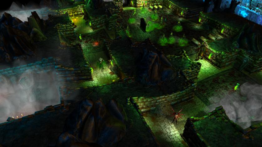 Screenshot 2 - Dungeons: The Dark Lord