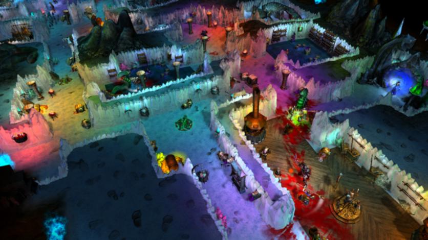 Screenshot 4 - Dungeons: The Dark Lord