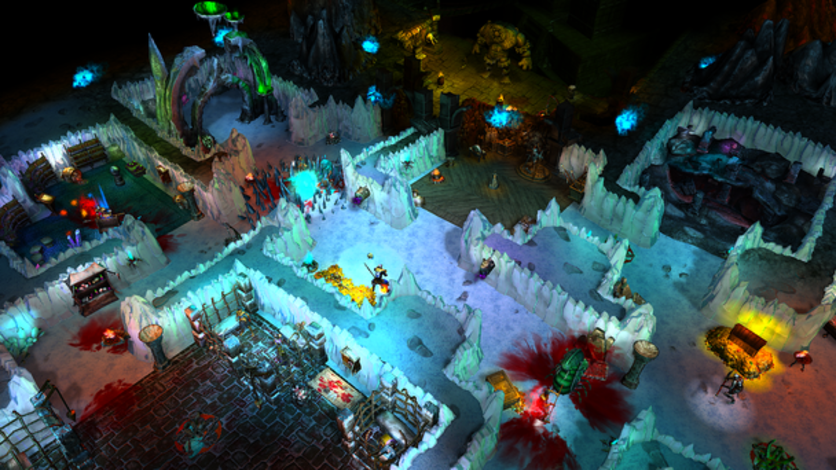 Screenshot 7 - Dungeons: The Dark Lord