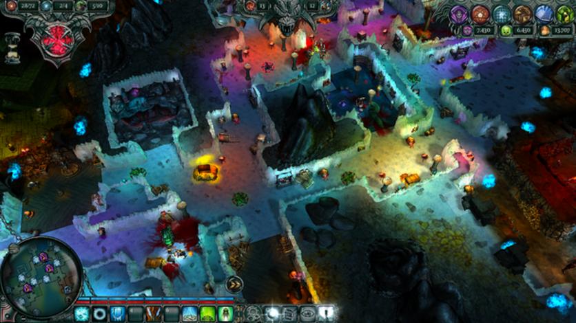 Screenshot 3 - Dungeons: The Dark Lord
