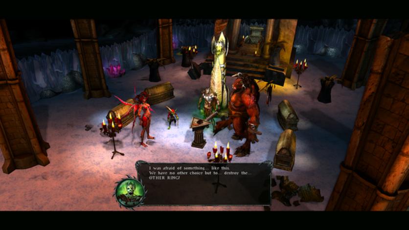 Screenshot 6 - Dungeons: The Dark Lord