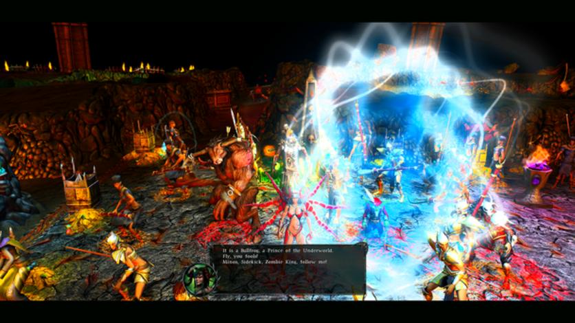 Screenshot 9 - Dungeons: The Dark Lord