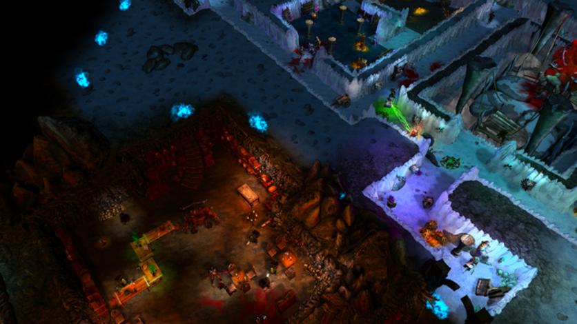 Screenshot 5 - Dungeons: The Dark Lord