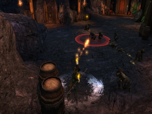 Screenshot 2 - Dungeons and Dragons: Daggerdale