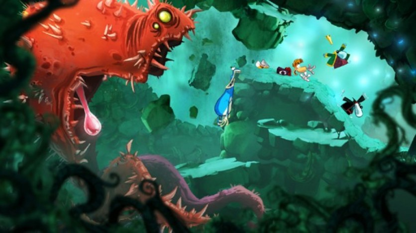 Screenshot 4 - Rayman Origins