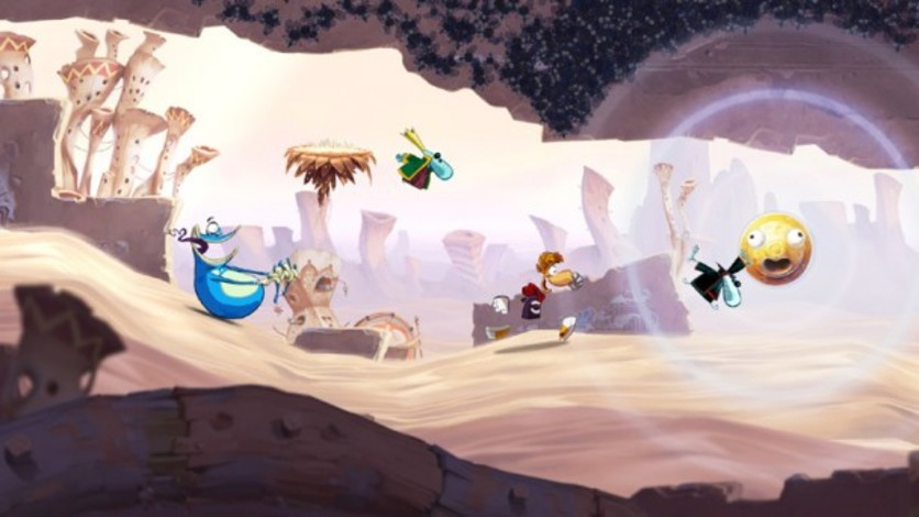 Screenshot 5 - Rayman Origins