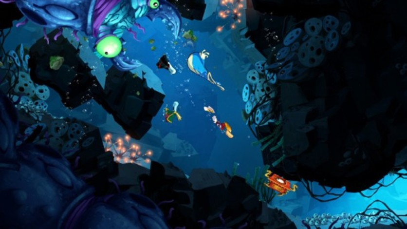 Screenshot 9 - Rayman Origins