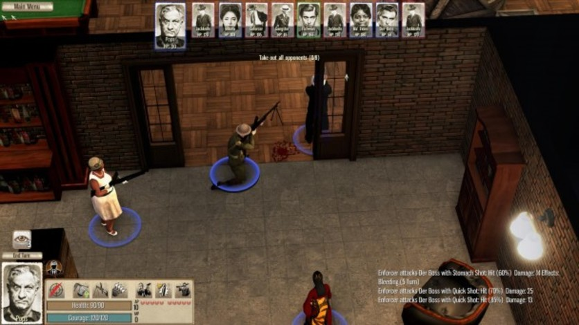 Screenshot 3 - Omerta - City of Gangsters: The Japanese Incentive