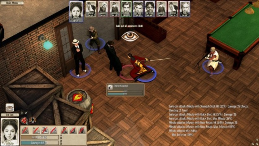 Screenshot 7 - Omerta - City of Gangsters: The Japanese Incentive