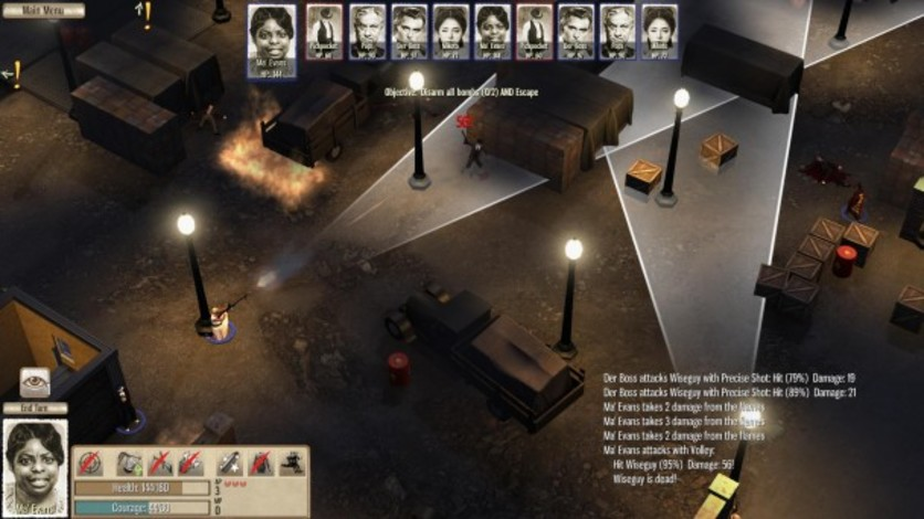 Screenshot 6 - Omerta - City of Gangsters: The Japanese Incentive